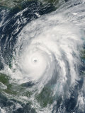 October 21  2005  Hurricane Wilma Over Mexico
