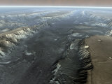 Valles Marineris  the Grand Canyon of Mars