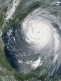 August 28  2005  Hurricane Katrina Approaching the Gulf Coast