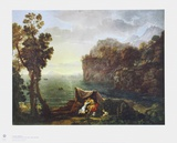 Coastal Landscape with Acis and Galatea