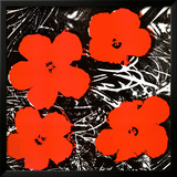 Flowers (Red)  1964