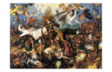 The Fall of the Rebel Angels  c1562