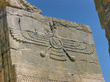 Ahura Mazda  Supreme God in Zoroastrianism  Persepolis  Unesco World Heritage Site  Iran