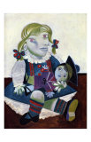 Portrait of Maya with her Doll  c1938