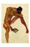 Nu Masculin Assis II  c1910