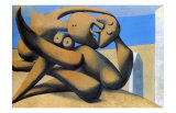 Figure by the Sea  c1931