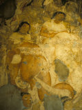 Part of Procession of Elephants from the Jataka Stories of Buddhism  Ajanta  Maharashtra