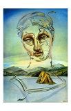 The Birth of a God Reproduction d'art par Salvador Dalí