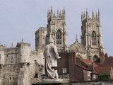 York Minster  York  Yorkshire  England  United Kingdom
