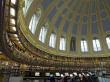 Reading Room  British Museum  London  England  United Kingdom
