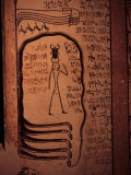 Interior of the Tomb of Tuthmosis III  Thebes  Egypt