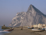 The Rock of Gibraltar  Mediterranean