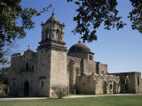 San Jose Mission  San Antonio  Texas  USA