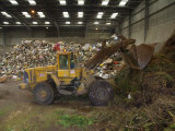 Waste Disposal Depot  England  United Kingdom