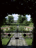 Sunken Garden  Kensington Gardens  London  England  United Kingdom