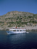 Boat Trippers  East Coast  Anthony Quinn's Bay  Rhodes  Greek Islands  Greece