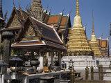 Grand Palace  Bangkok  Thailand  Southeast Asia