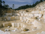 Marble Quarry  Greece