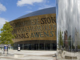 Millennium Centre  Cardiff  Wales (Cymru)  United Kingdom
