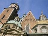 Wawel Cathedral  Krakow  Unesco World Heritage Site  Poland