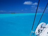 On Board 'Milena I'  Lagoon 570  Society Islands Archipelago  French Polynesia