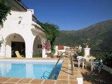 Villa Near Malaga  Andalucia  Spain