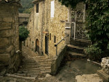 House in La Roque Sure Ceze  Gard  Rhone Alpes  France