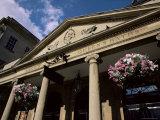 Kings and Queens Baths  Bath  Avon  England  United Kingdom