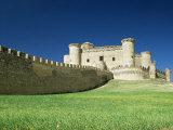 Castle of Belmonte  Castile La Mancha  Spain