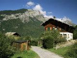 Sixt Fer a Cheval  Haute Savoie  Rhone Alpes  France