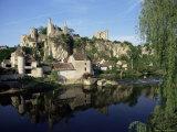 Angles Sur L'Anglin  Venne  Poitou Charentes  France