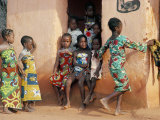 Agboli-Agbo Dedjlani  Abomey  Benin (Dahomey)  Africa