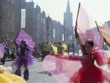 St Patrick's Parade  Patrick Street  Dublin  County Dublin  Eire (Ireland)