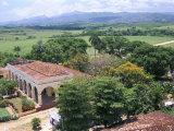 Plantation House on the Guainamaro Sugar Plantation  Valley De Los Ingenios  Cuba