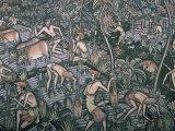 Painting  Neka Museum  Ubud  Island of Bali  Indonesia  Southeast Asia