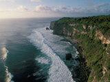 Coast  Island of Bali  Indonesia  Southeast Asia