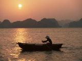 Halong Bay  Vietnam  Indochina  Southeast Asia