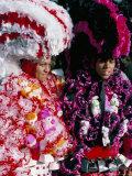Carnaval Sur Le Mayo (Carnival)  Santo Domingo  Dominican Republic  Hispaniola