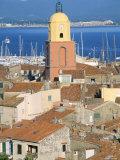St Tropez  Var  Cote d'Azur  Provence  French Riviera  France  Mediterranean