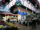 Covered Market  Great George Street Area  Dublin  County Dublin  Eire (Ireland)