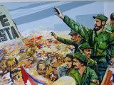 Revolutionary Art  Museum of the Revolution  Havana  Cuba