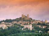 Village of Cogolin  Var  Cote d'Azur  Provence  France