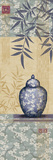 Bamboo and Blossom I