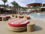 Pool Area  Red Rock Casino  Las Vegas  Nevada  USA