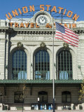 Union Train Station  Denver  Colorado  USA