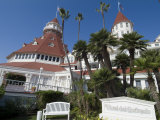 Hotel Del Coronado  National Historic Monument Dating from 1891  Coronado  United States of America