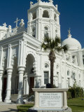 Sacred Heart Catholic Church  Historic District  Galveston  Texas  USA