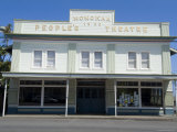 People&#39;s Theatre  Honokaa  Island of Hawaii (Big Island)  Hawaii  USA