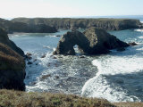 Mendocino Headlands  California  USA