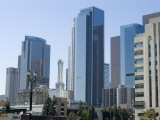 Broad Plaza  Downtown  Los Angeles  California  USA